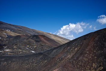 volcano curves - Free image #453377