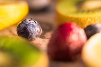 Colourful Fruits - Blueberry Edition - image gratuit #453727