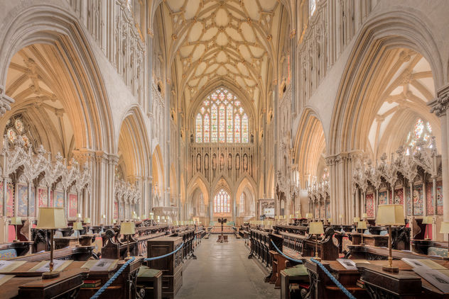 Wells Cathedral Choir - Free image #455307