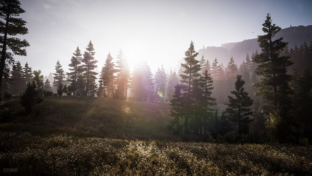 Far Cry 5 / The Hills and the Mountains - бесплатный image #455777