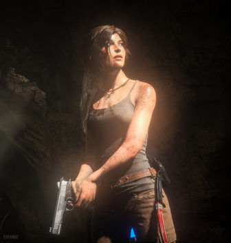 Rise of the Tomb Raider / Ready For Trouble - image #456127 gratis
