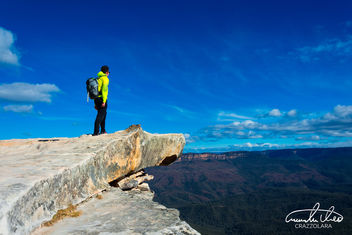 Lincoln's Rock _ Blue Mountains - Kostenloses image #456307