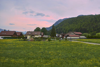 Austrian countryside - Kostenloses image #456867