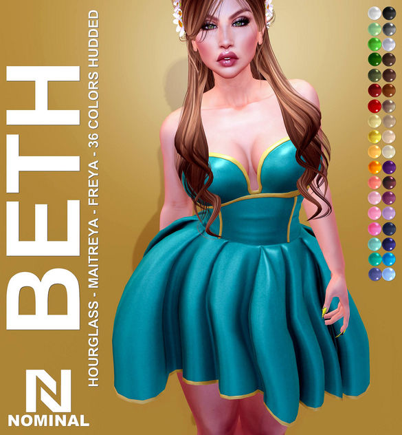 Beth Dress - image #457167 gratis