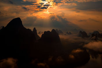 Li River Valley - image gratuit #457427