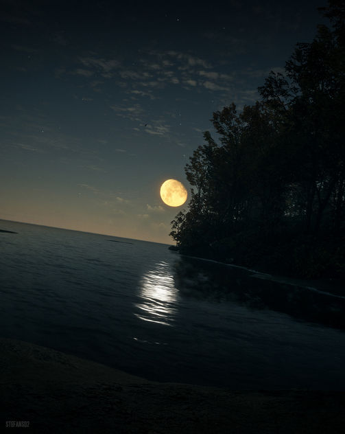TheHunter: Call of the Wild / The Moon Shines Bright - Kostenloses image #458347