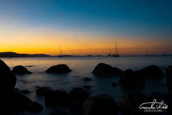 Airlie Beach Coast Sunset - image #458917 gratis