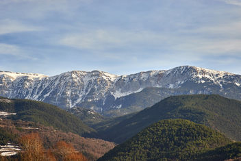 Pyrenees mountains - Free image #459237