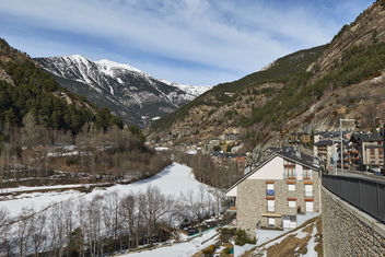 Houses in Ordino - Free image #459877