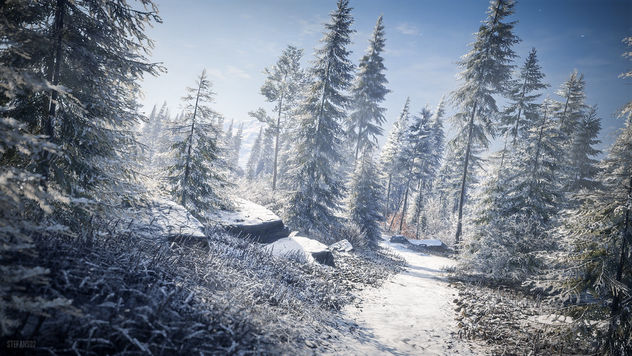 TheHunter: Call of the Wild / Trackin' - Free image #460357