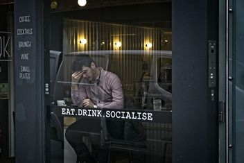 Eat. Drink. Socialise. - Free image #461327