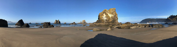 Ecola Point at Pacific Coast in OR - image #463377 gratis
