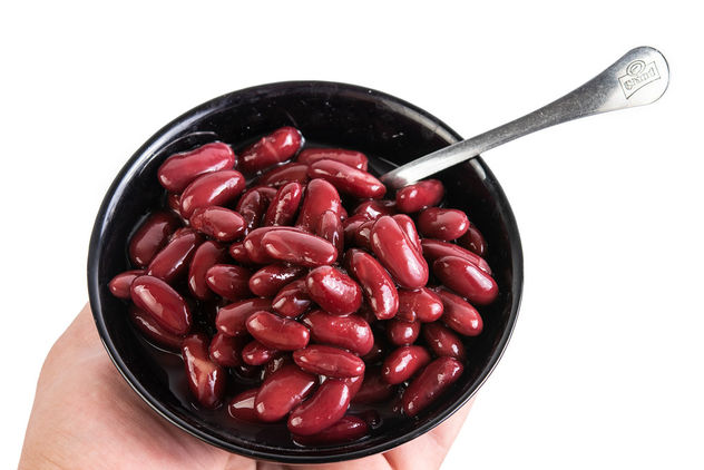 Red Kidney Beans served in the bowl - image #463997 gratis