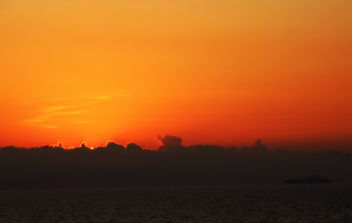 Sunset in the Adriatic Sea - бесплатный image #465837