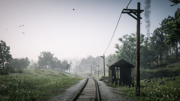 Red Dead Redemption 2 / Abandoned - Free image #470947