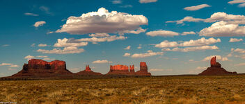 Outside Monument Valley - Kostenloses image #473287