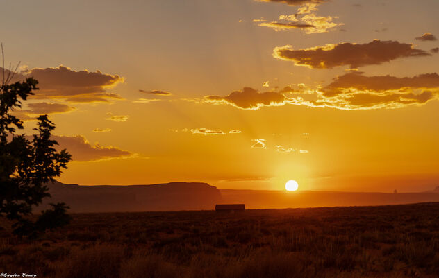Monument Valley Sunset - image #473297 gratis