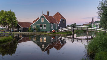 A Cheese Farm in Zaandam, Netherlands - Free image #473917