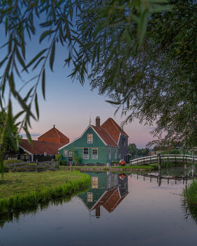 A cheese farm in Zaandam, Netherlands - Free image #473927