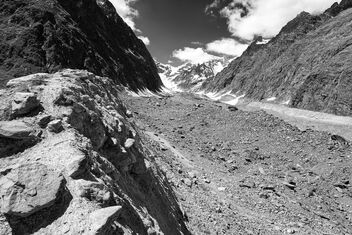 Miage glacier (Mont Blanc group). Better viewed large. - image gratuit #475697