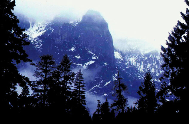 Yosemite's Winter Breath - Free image #476607