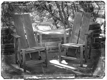 Handyman's Patio Chairs - Free image #477577
